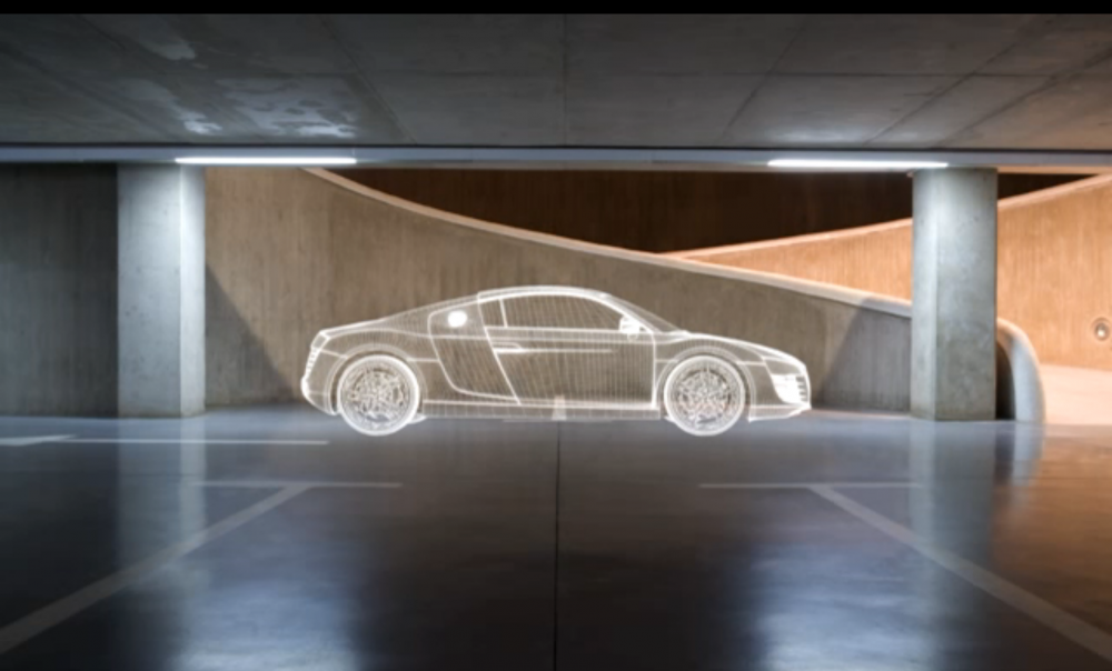Animatie CGI Automotive on location by The Dutch Creative Group